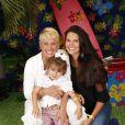 No dia 7 de dezembro de 2013, Daniella e a filha conferiram o 'Natal Mágico da Xuxa', no sábadono Maracanãzinho, no Rio de Janeiro. A modelo levou Gabriela para ver a apresentadora no camarim