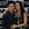 Graciele Lacerda faz 36 anos e ganha declaração de Zezé Di Camargo: ' Quando você veio ao mundo, você tinha uma missão. Fazer muita gente feliz. Quis Deus que eu tivesse o privilégio de ser uma dessas pessoas'