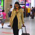 Bruna Marquezine embarca no aeroporto Santos Dumont nesta segunda-feira, dia 3 de outubro de 2016