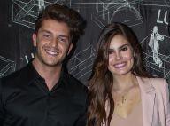 Camila Queiroz exalta namoro com Klebber Toledo e afirma: 'Está dando certo'