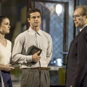 'Amor à Vida': namorando Ordália, Herbert decide investigar o noivo de Gina