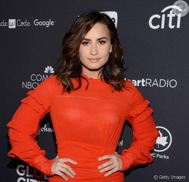 Demi Lovato indica pausa na carreira em 2017 no Twitter nesta terça-feira, dia 04 de outubro de 2016