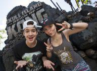 Larissa Manoela, na Flórida, tranquiliza fãs sobre furacão Matthew: 'Estou bem'