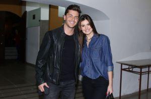 Camila Queiroz e o namorado, Klebber Toledo, curtem férias no Ceará: 'Natureza'