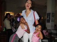 Sophie Charlotte festeja Dia das Crianças em visita a orfanato no Rio: 'Carinho'