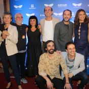 Dira Paes e Cássia Kis lançam o filme 'Redemoinho' no Festival do Rio