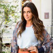 Giovanna Antonelli sempre carrega remédios na bolsa: 'Sou hipocondríaca'