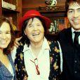 Ernane Alves está recém-separado de Ana Paula Valois, que segue na produção