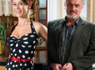 Novela 'Haja Coração': Tancinha não aceita Guido como pai. 'Não sou sua filha!'