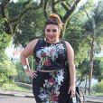 Ju Romano tem um blog onde enaltece a beleza da mulher mais gordinha e que não está nos padrões de beleza