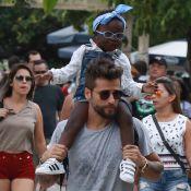 Bruno Gagliasso entrega uma das paixões da filha, Títi: 'Galinha Pintadinha'