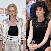 Kristen Stewart trocou Alicia Cargile por ex-namorada de Cara Delevingne