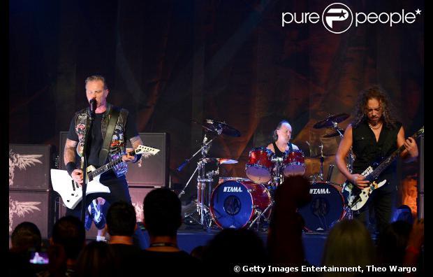 Metallica volta ao Brasil para fazer show; apresentação será única no estádio Morumbi em março de 2014