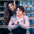 Nicolas Prattes seu par romântico em 'Malhação' também integra o elenco da novela 'Rock Story'