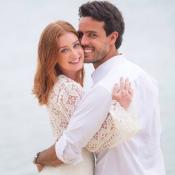 Marina Ruy Barbosa elogia noivo em aniversário: 'Como você é especial. Te amo!'