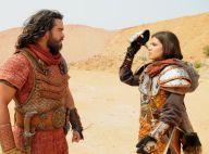 Novela 'A Terra Prometida': Josué descobre que Aruna é o soldado mascarado