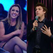 Rita Cadillac se irrita com Fábio Porchat e abandona gravação: 'Humilhada'