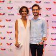 Camila Pitanga lançou neste sábado, 15 de outubro de 2016, o documentário 'Pitanga', no Festival do Rio
