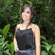 Anitta apostou na calça jeans para lançar a nova atração, em 17 de dezembro de 2013