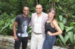 Anitta lança programa, 'Sai do Chão', com Naldo e Thiaguinho: 'Me senti a Xuxa'