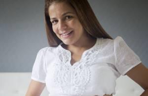 Nivea Stelmann, grávida de 6 meses, escreve livro infantil: 'Bruna me inspira'