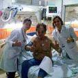 Na noite desta quinta-feira, 19 de dezembro de 2013, Reginaldo apresentou piora em seu quadro clínico e foi entubado, de acordo com o hospital