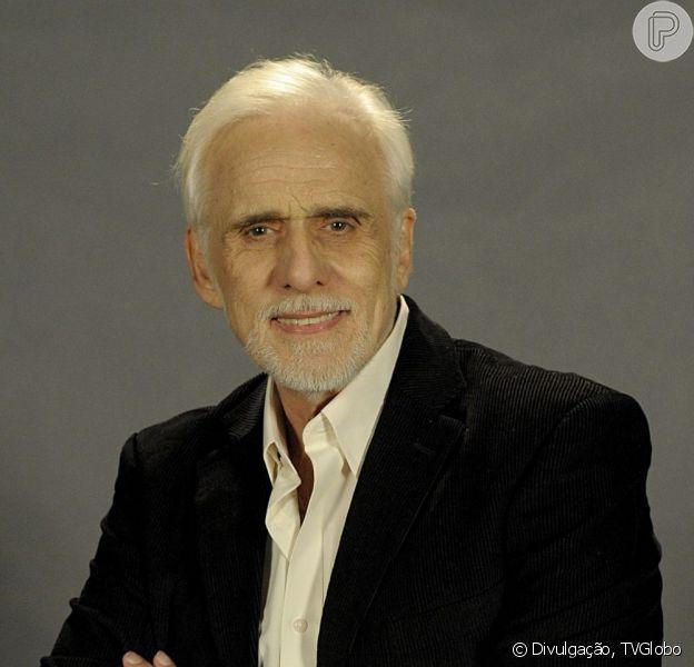 Francisco Cuoco vai entrar na reta final de 'Amor à Vida' como pai de Ignácio (Carlos Machado)