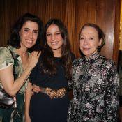 Fernanda Montenegro vai com Fernanda Torres a show na Zona Sul do Rio
