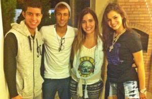 Neymar e Bruna Marquezine continuam juntos. 'Namoro não será atingido',diz amiga
