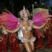 Gracyanne Barbosa vai desfilar como musa da Portela no próximo Carnaval