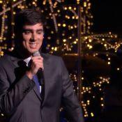 Marcelo Adnet imita Félix, de 'Amor à Vida', e faz Mateus Solano gargalhar