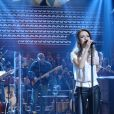 Sandy pretende continuar fazendo shows durante a gravidez