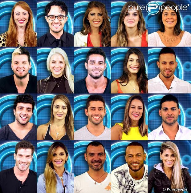 Juliana Paes 2014 'BBB 14': 20 participa...