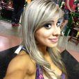 Vanessa Mesquita é uma das participantes do 'Big Brother Brasil 14'