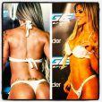Vanessa Mesquita, do 'BBB14', é modelo fitness