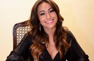 Sabrina Sato está gravando um reality show sobre sua rotina para a Record