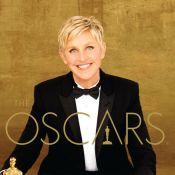 Ellen DeGeneres aparece em cartaz oficial do Oscar 2014: 'Personalidade ímpar'