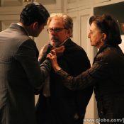 'Joia Rara': Manfred descobre que é filho de Venceslau e não de Ernest