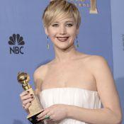Jennifer Lawrence derruba joia de quase R$ 6 milhões no tapete vermelho