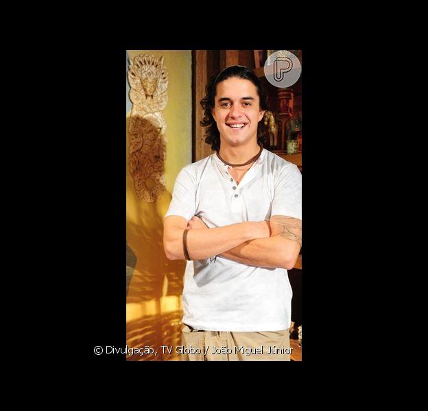 Guilherme Boury será o mocinho Fernando no remake de 'Chiquititas', no SBT, confirmado em 7 de janeiro de 2013