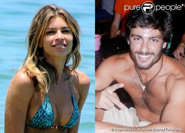 Grazi Massafera e Rodrigo Lasmar teriam engatado romance