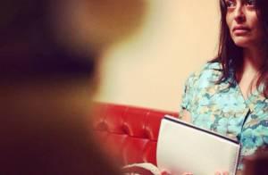 Juliana Paes posta foto sem maquiagem durante filmagem de 'A Despedida'