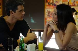 Final de 'Amor à Vida': Guto proíbe Silvia de se meter entre Patrícia e Michel