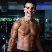 Anderson Di Rizzi conta segredo de corpo sarado: '6 meses sem glúten e lactose'
