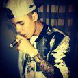 O cantor foi preso hoje, dia 23 de janeiro de 2014, ao ser flagrado dirigindo embriagado