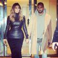 Kim Kardashian e Kanye West estão noivos desde outubro de 2013, mas não tem data prevista para o casório