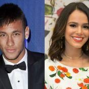 Neymar quer assumir namoro com Bruna Marquezine mas atriz pede tempo