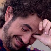Rafa Brites, prestes a dar à luz, emociona Felipe Andreoli em vídeo:'Volta logo'