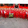 Desde o acidente, no dia 29 de dezembro de 2013, Schumacher têm sido homenageado pela equipe e fãs