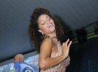 Carnaval: Juliana Alves arrasa no samba em ensaio da Unidos da Tijuca. Fotos!